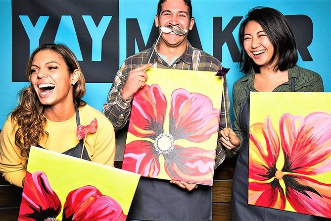 The Original Paint Nite Barrie by Yaymaker