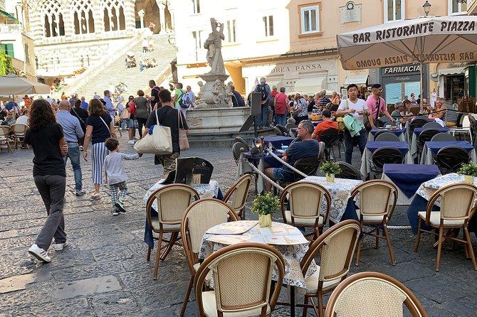 Discovery Amalfi Like Local Resident