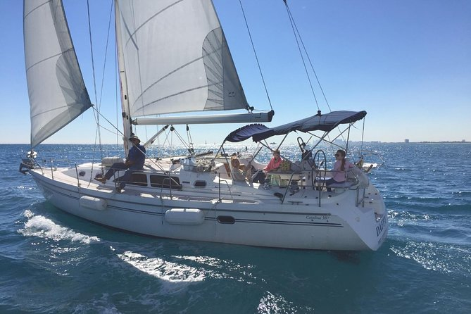 Half Day Sailing Charter in Fort Lauderdale