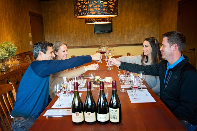 Willamette Valley Elevated Wine Tour Experience