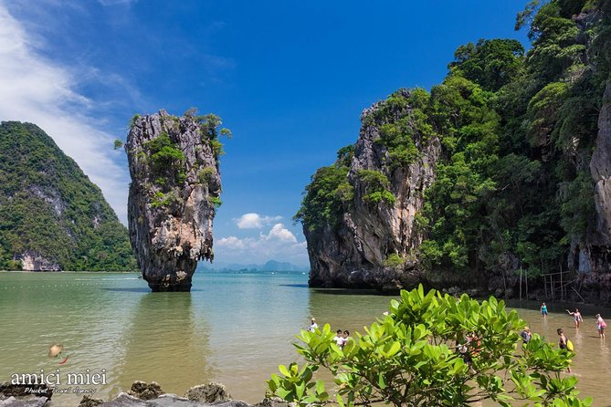 James Bond, Krabi and Phi Phi Island, 2 Days 1 Night, 4 Pearls of Andaman