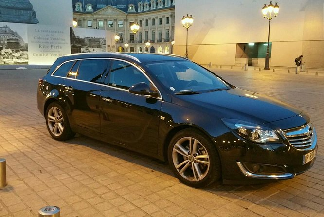 Private Taxi from Charles de Gaulles Airport to Paris