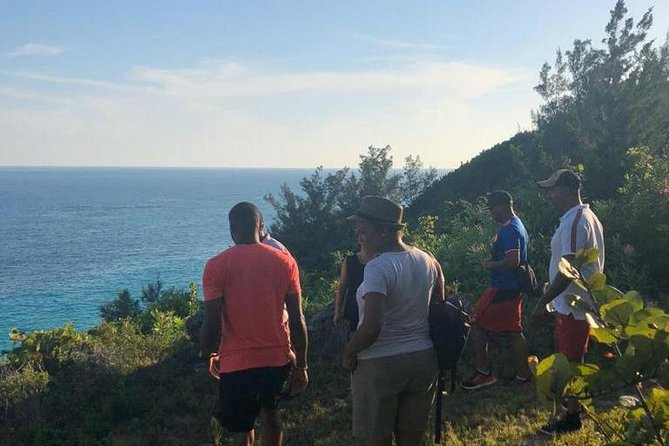 Bermuda Railway Trail and Off The Beaten Path Walking Experience