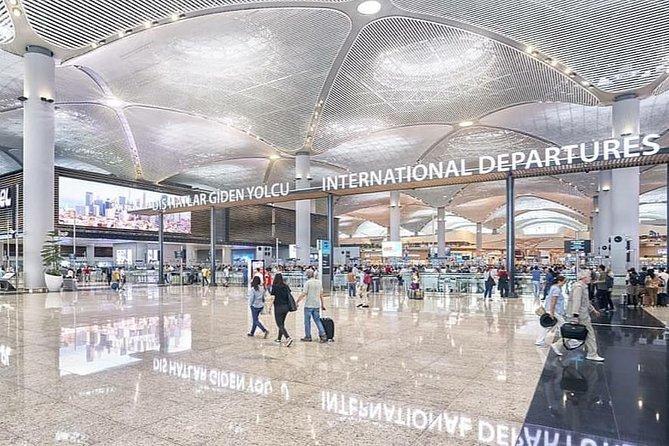 Istanbul Airport (ISL) To Hotel Transfer VIP MINIVAN - BEST QUALITY