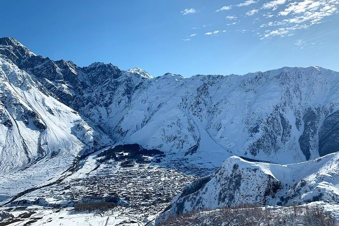All-inclusive. Winter tour to Georgia for 6 days (Gudauri)