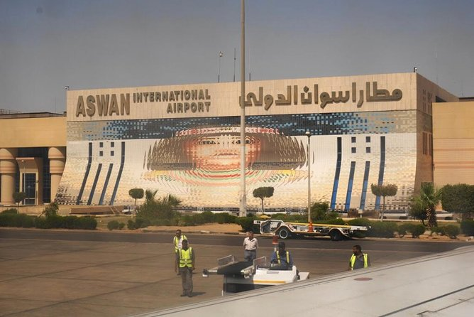 Transfer from Aswan to hurghada