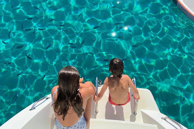Half-day cruise. St.Antonio Shore Excursion: Paddle, Swim and Beach Tour