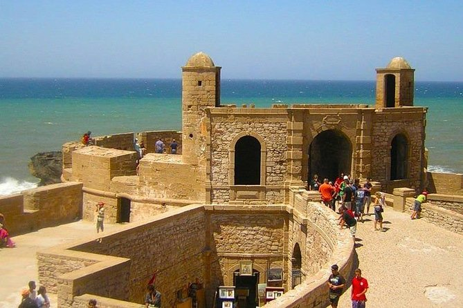 One Day Trip From Marrakech To Essaouira Mogador And Portuguese Fortress