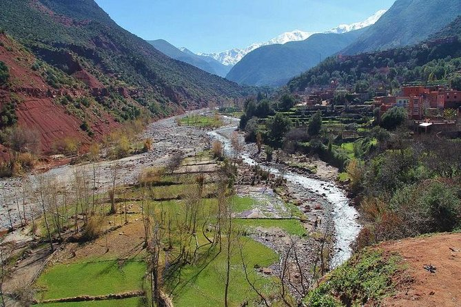 One Day Trip From Marrakech To High Atlas Mountains And 4 Valleys