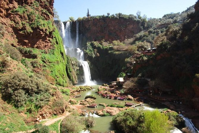 One Day Trip From Marrakech To Ouzoud Waterfalls And Berber Villages photo 3