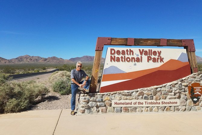 Private Death Valley Crater Tour from Las Vegas