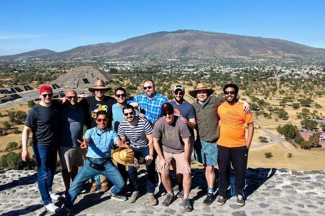 Teotihuacan + Basilica + Tlatelolco