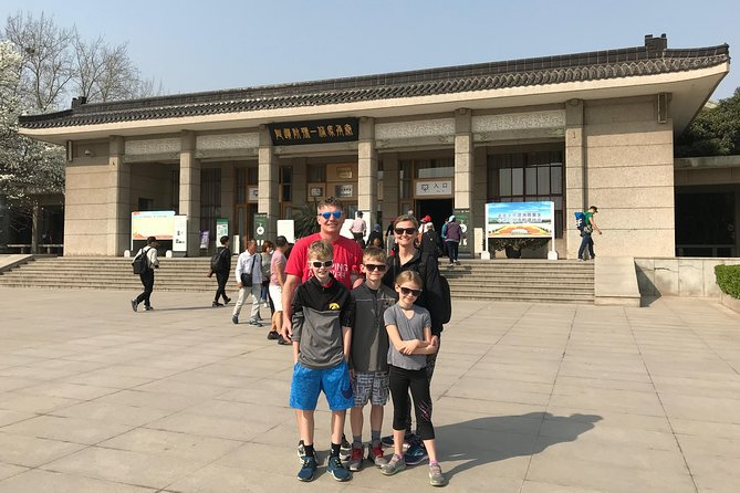 Xian Discovery: Terracotta Warriors, City Wall, Big Wild Goose Pagoda