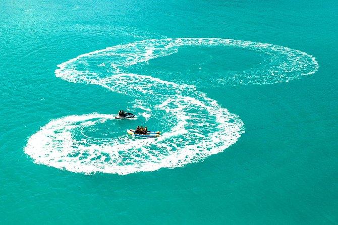Jet Boat & Banana Boat Combo