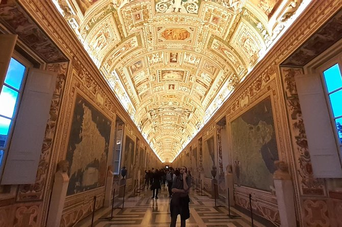 The Vatican City exclusive tour !!! No line !!! With guide !!! photo 4