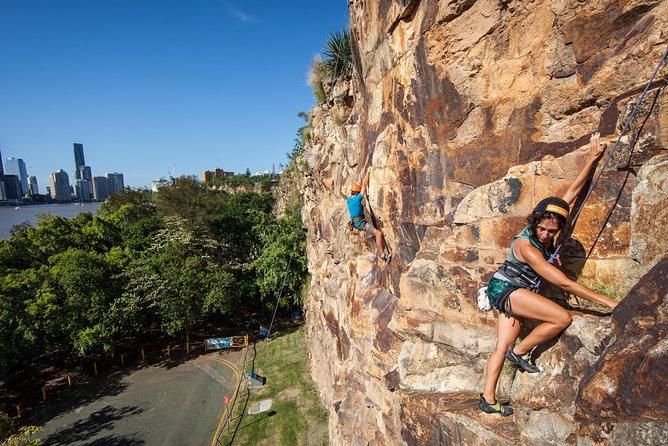 Brisbane Rock Climbing - 3 Hours Day