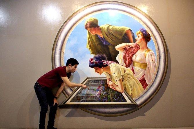 Art in Paradise Bangkok Admission Ticket