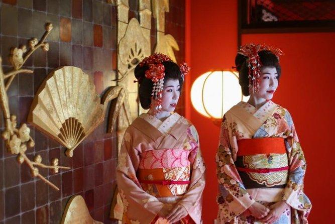Explore Sakata : Maiko Traditional Dance at a traditional Tea House *A course