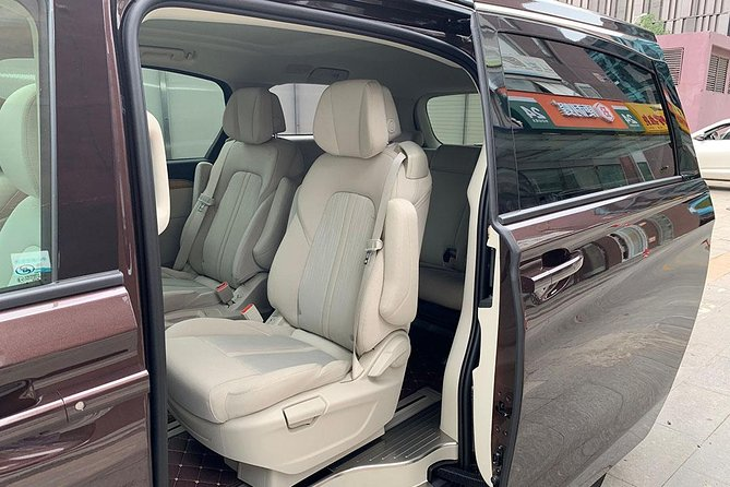 [Airport Transfer] Wuhan Tianhe International Airport &#x21D4; Wuhan City Transfer &#x2606; High reputation for service! <Charter charter>