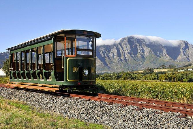 Stellenbosch, Franschoek and Paarl Winelands Tour from Cape Town