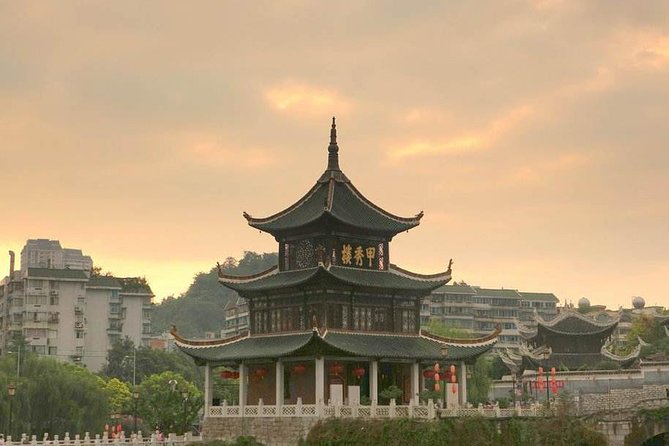 Private Guiyang City Tour: Qingyan Ancient Town, Huaxi Park and Jiaxiu Pavillion photo 2