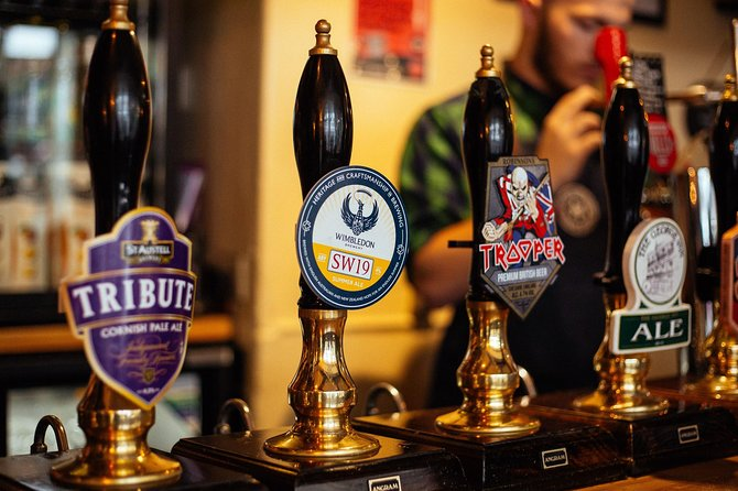 Private Edinburgh Local Beers, Pubs & Breweries Tour with a Local photo 10