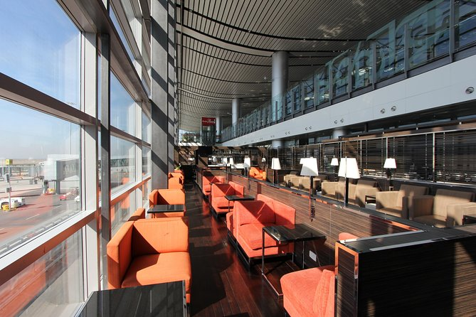 Rajiv Gandhi International Airport Plaza Premium Lounge International Departure)