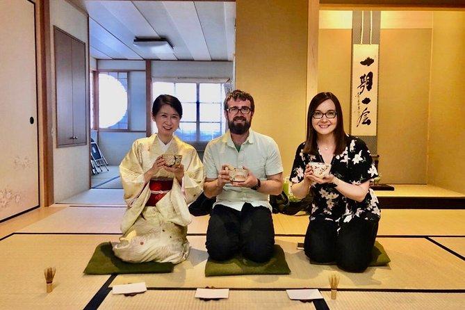 Kyoto Tea Ceremony & Kiyomizu-dera Temple Walking Tour