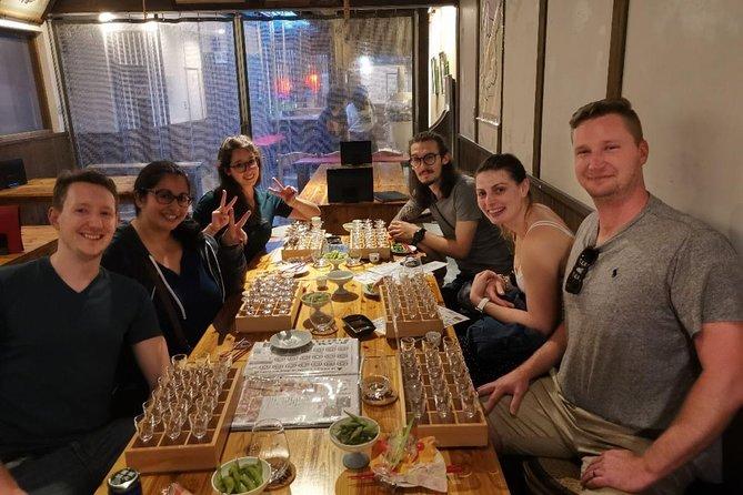 Kyoto Sake Brewery & Tasting Walking Tour