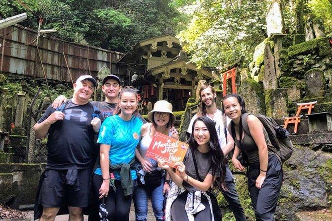 Fushimi Inari Hidden Hiking Tour