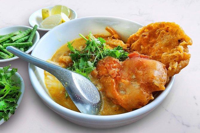 Heritage of Yangon: Food & Walking Tour