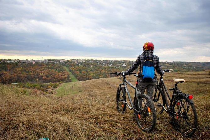 Private bike trip around Iasi