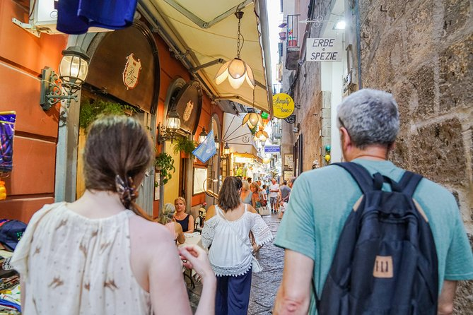 Guided Walking Tour of Sorrento