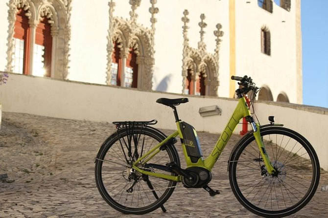 Sintra and Cascais From Lisbon 7 Hour Electric Bike Tour