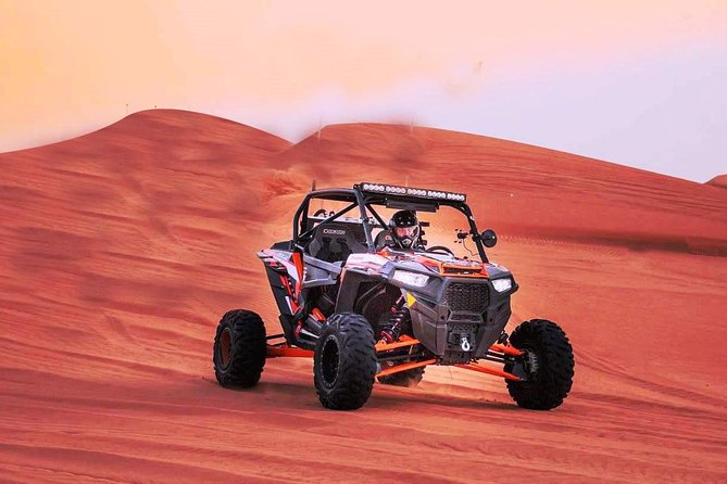 Private Dune Buggy Dubai - Evening for 1 to 5 people