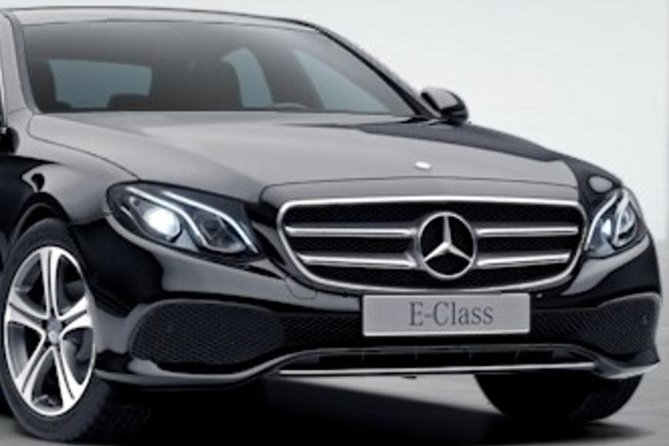 Shannon Airport To Dublin Airport Or Dublin City Private Chauffeur Transfer