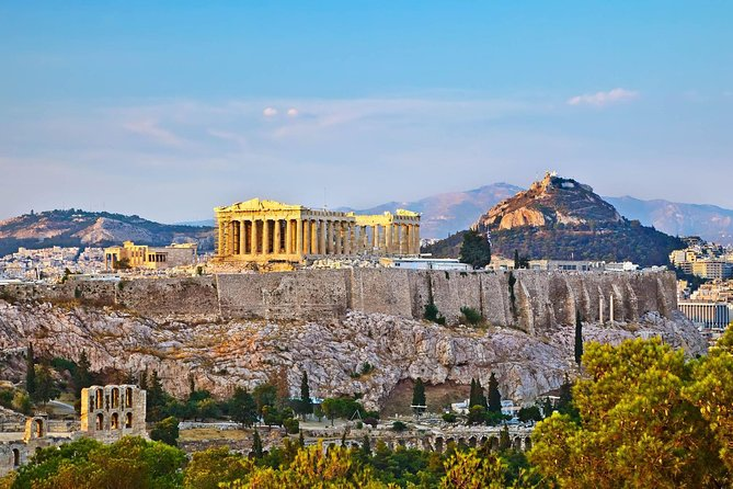 The best of Athens Piraeus Full-Day Private Shore Excursion