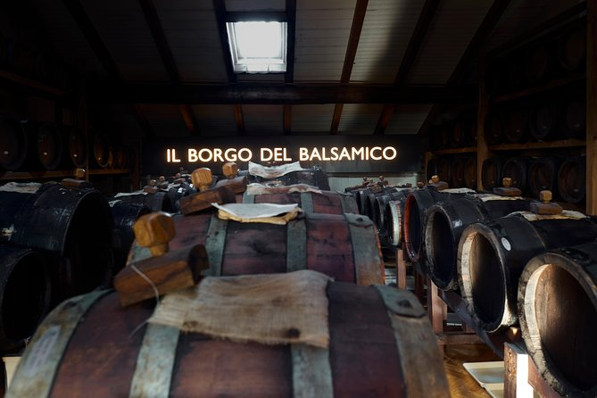 "Reggio Emilia Area: Balsamic Vinegar ""Aceto"" Tasting Experience photo 4"