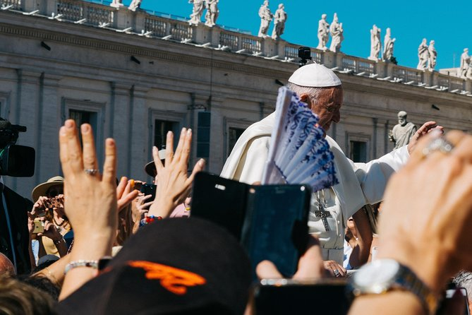 ROME: Invitations Delivery for Wednesday Pope's Audience in St.Peter Square photo 2