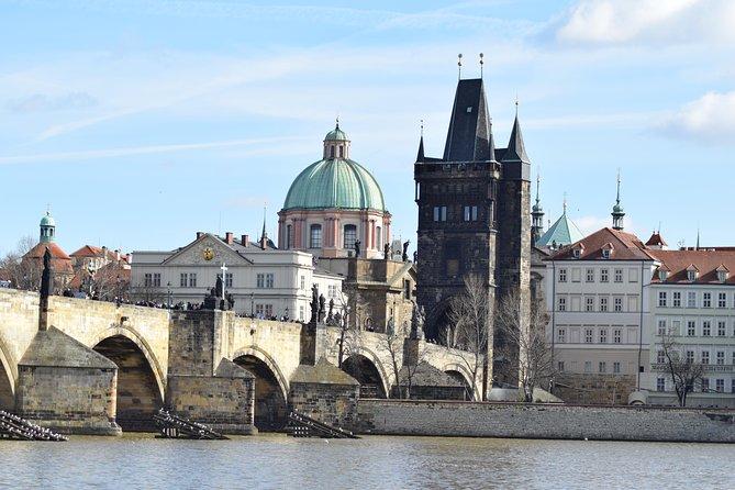 Prague Orientation 1-Hour Bus Tour