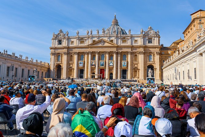 ROME: Invitations Delivery for Wednesday Pope's Audience in St.Peter Square photo 6