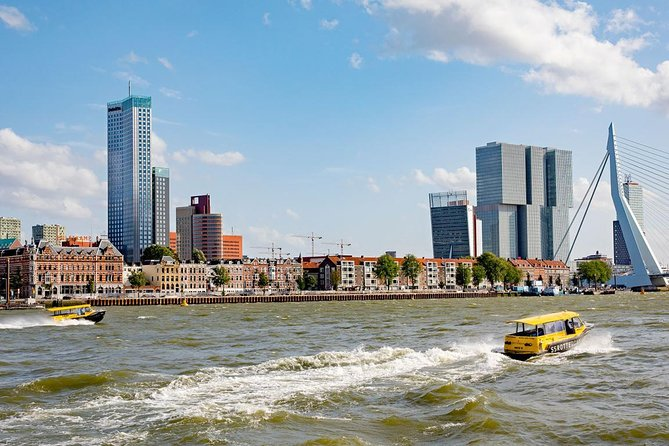 Walking tour Rotterdam
