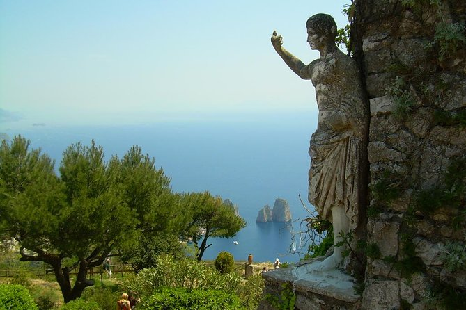 Capri and Anacapri Tour group tour by local guide from Amalfi Coast photo 10