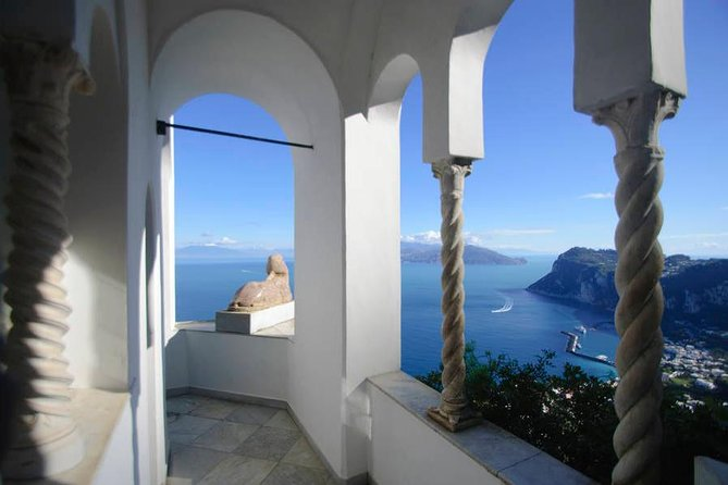 Capri and Anacapri Tour group tour by local guide from Amalfi Coast photo 2