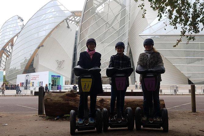 Bois de Boulogne en Segway - Paris Segway Tour