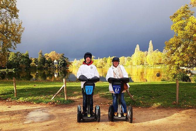 Parcours Bois de Vincennes - Segway Tour of Paris