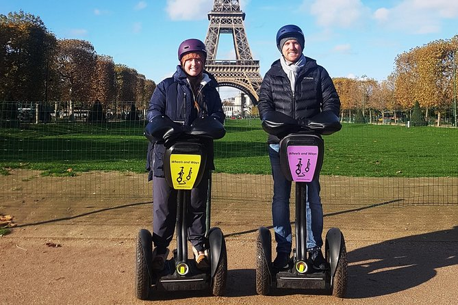 Paris Segway Express Tour (12 monuments in 1 hour and 15 minutes)