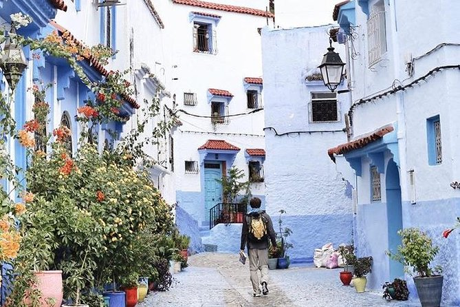 Private Luxury Day Trip from Fes to Chefchaouen photo 1