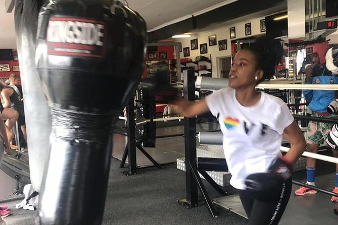 1-ON-1 | Couples | Group Boxing with a Pro-Boxer - Sweat your heart out! photo 5