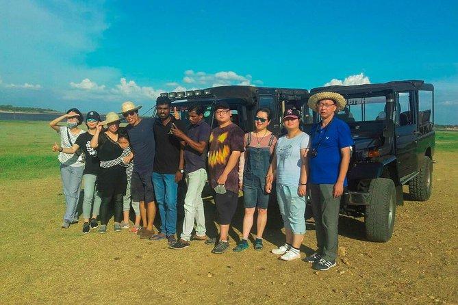 Minneriya National Park Private Safari with Naturalist